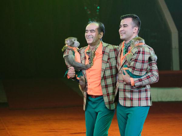 Всероссийский фестиваль-конкурс детских любительских цирковых коллективов