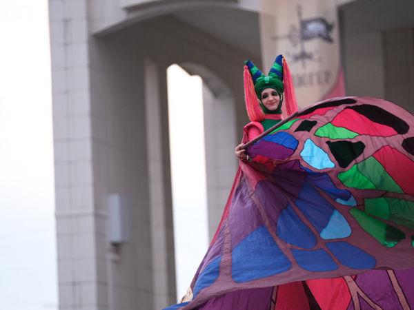 Фестиваль уличных театров в Перми