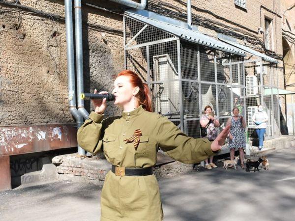 Фронтовые бригады в Перми