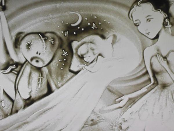 В Перми и Добрянке покажут «Песочные истории»