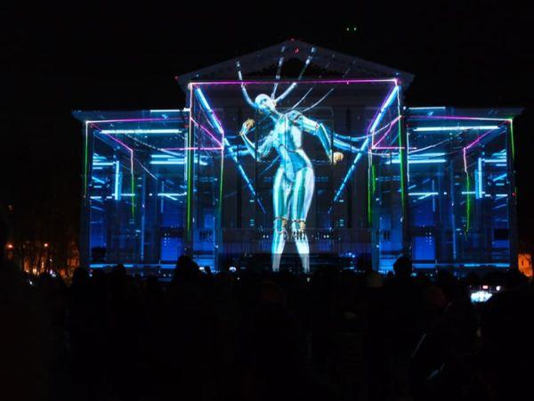 Фестиваль света «Просвет»