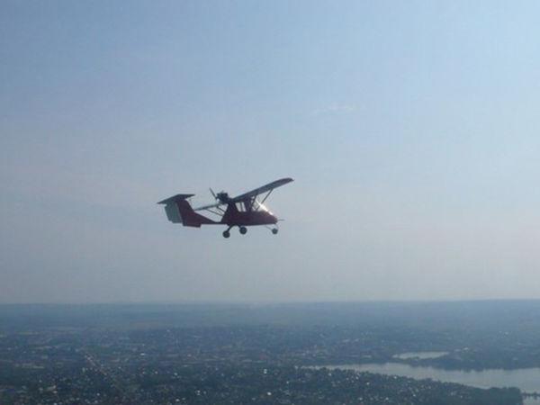 Фестиваль малой авиации «Взлётка»