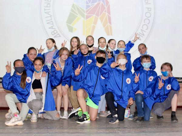 Двадцатые молодежные Дельфийские игры России