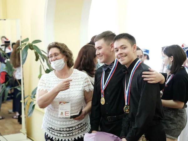торжественные награждения участников Двадцатых молодежных Дельфийских игр