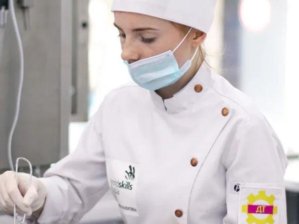 «Кулинарное искусство» на Двадцатых молодёжных Дельфийских играх России