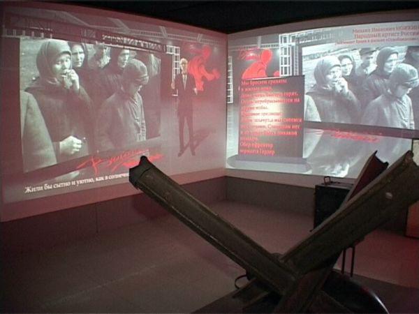 Передвижная выставка о герое Великой Отечественной войны