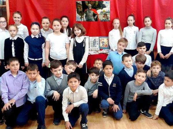 В Октябрьской центральной библиотеке открылась «Лаборатория занимательных наук» для подростков