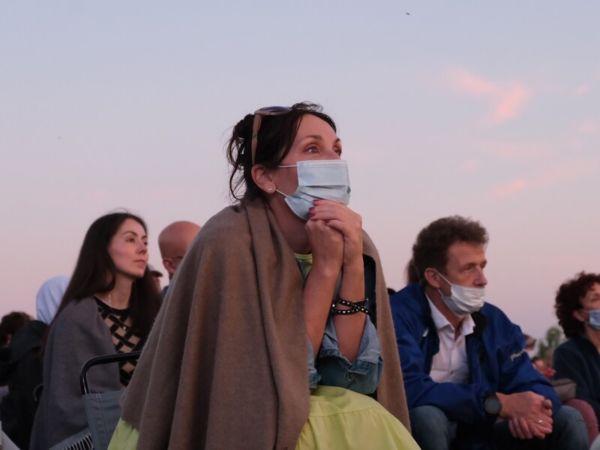 Премьера спектакля в рамках фестиваля «Тайны горы Крестовой»