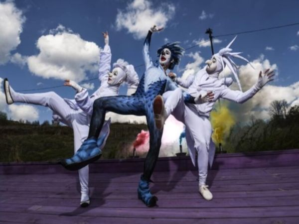 В Перми состоится международный фестиваль уличных театров «Флюгер»