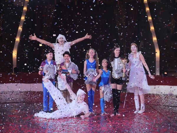 В Перми пройдет финал детского циркового конкурса под руководством Эдгарда Запашного