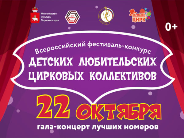 Фестиваль детских цирковых коллективов
